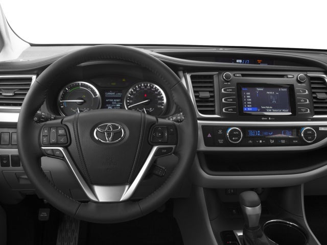 2016 Toyota Highlander Hybrid Limited V6 All Wheel Drive