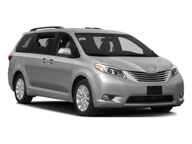 2016 toyota sienna limited premium 7 passenger all wheel. Black Bedroom Furniture Sets. Home Design Ideas