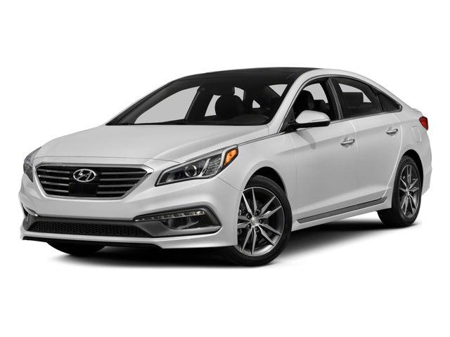 2017 Hyundai Sonata Limited Sedan In Greer Sc Toyota Of