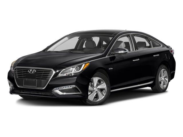 2017 Hyundai Sonata Hybrid Limited Sedan In Greer Sc Toyota Of
