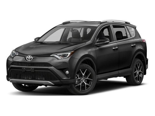 2017 Toyota Rav4 Se Front Wheel Drive In Greer Sc Of
