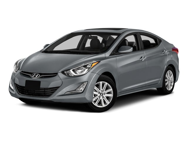 2016 Hyundai Elantra Se Sedan Greer Sc Toyota Of Greer Serving