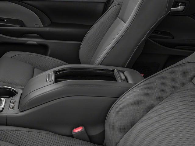 2017 Toyota Highlander Limited V6 Frontwheel Drive  Greer SC