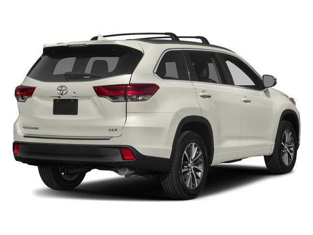 2017 Toyota Highlander XLE V6 Frontwheel Drive  Greer SC