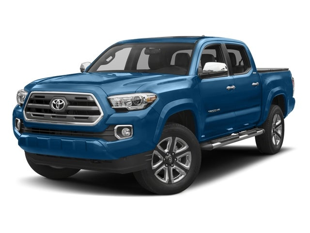 Toyota Tacoma Limited >> 2018 Toyota Tacoma Limited V6 4x2 Double Cab 127 4 In Wb Greer