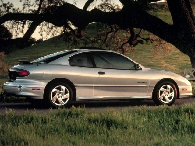 2001 Pontiac Sunfire Se Coupe In Greer Sc Toyota Of