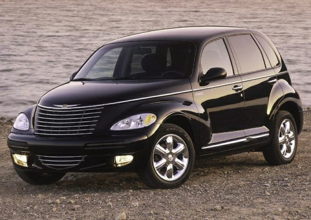 2004 Chrysler Pt Cruiser Gt Front Wheel Drive Greer Sc Toyota Of Serving Greenville Easley And Spartanburg