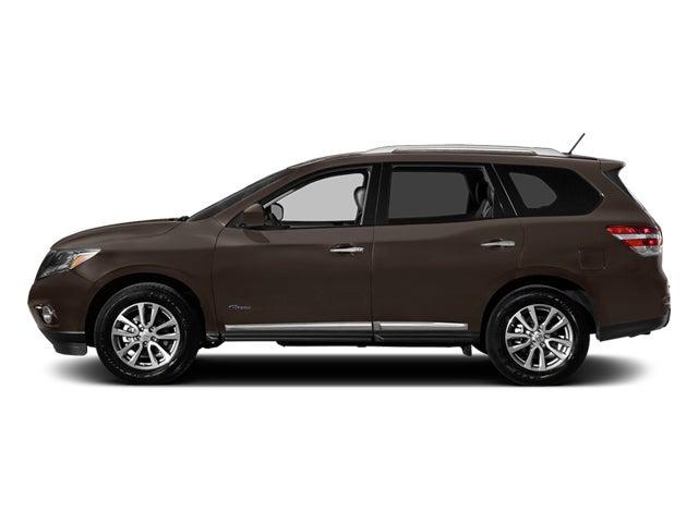 2017 Nissan Pathfinder Hybrid Base In Greer Sc Toyota Of