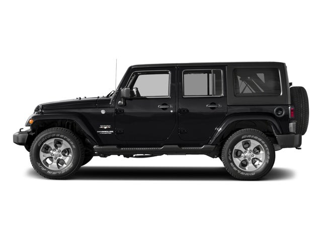 2017 jeep wrangler unlimited sahara 4x4 | greer, sc | toyota of