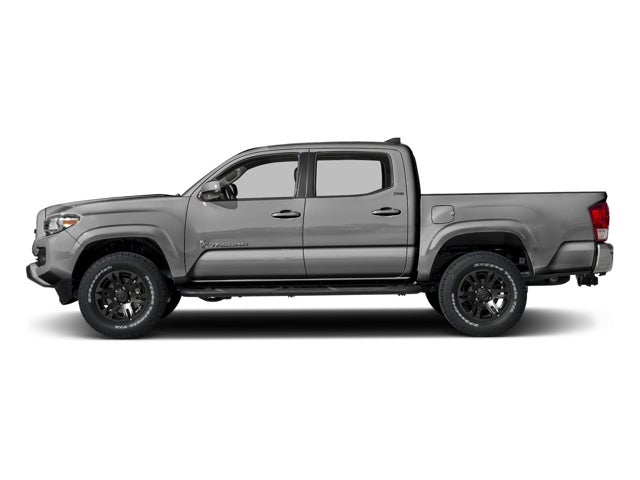 2017 Toyota Tacoma Sr5 V6 4x4 Double Cab 127 4 In Wb Greer Sc