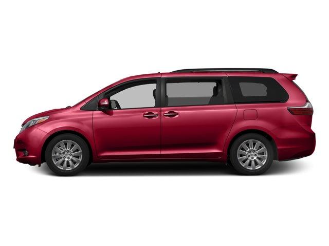 2017 Toyota Sienna Xle Premium 8 Penger Front Wheel Drive Van In Greer