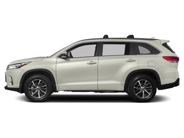 2019 Toyota Highlander XLE V6 Front-wheel Drive