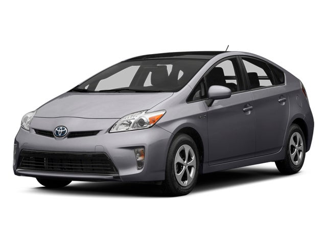 2013 Toyota Prius Two Hatchback | Greer, SC | Toyota of ...