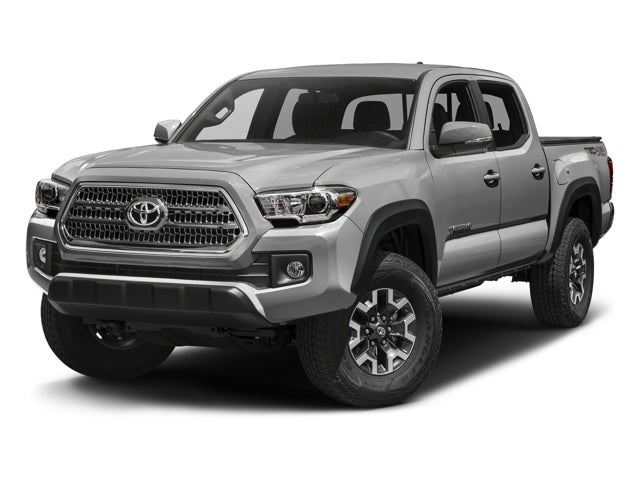 2016 Toyota Tacoma Trd Off Road V6 4x4 Double Cab 127 4 In Wb Greer