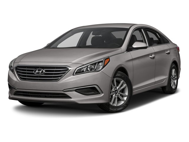 2017 Hyundai Sonata Se Sedan In Greer Sc Toyota Of