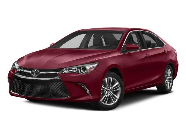 2017 Toyota Camry Se Sedan In Greer Sc Of