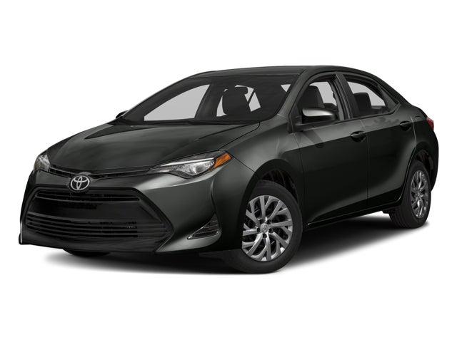 2017 Toyota Corolla Le Sedan In Greer Sc Of