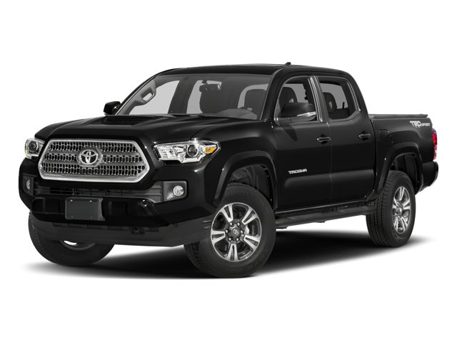 2017 Toyota Tacoma Trd Sport V6 4x4 Double Cab 140 6 In Wb Greer