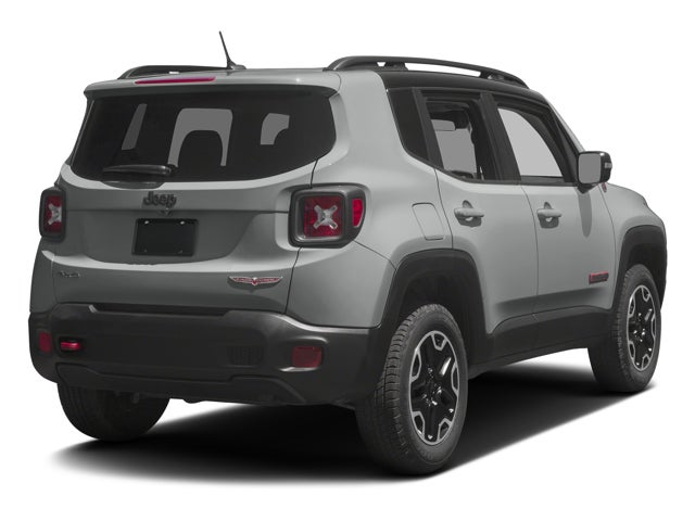 2016 Jeep Renegade Trailhawk In Greer Sc Toyota Of