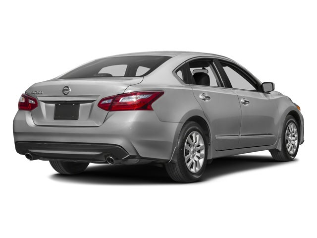 2016 Nissan Altima 2 5 S In Greer Sc Toyota Of