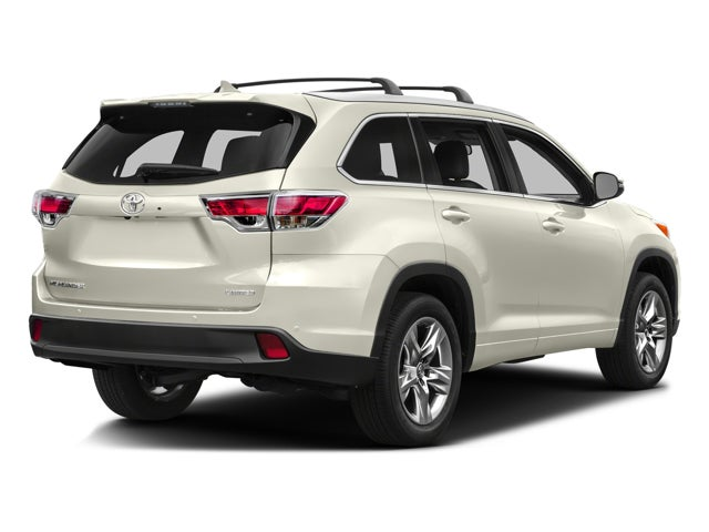 2016 Toyota Highlander Limited V6 All Wheel Drive In Greer Sc Of