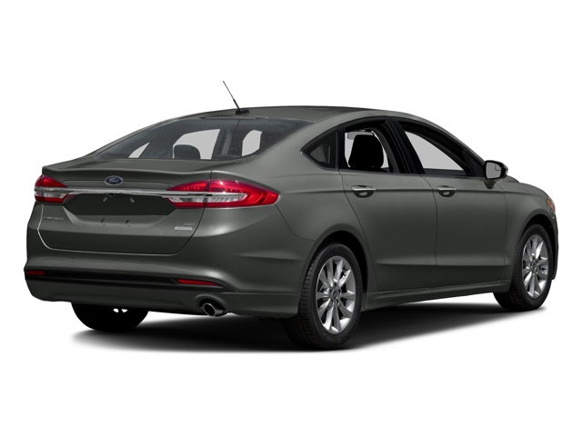 2017 Ford Fusion Se Front Wheel Drive Sedan In Greer Sc Toyota Of