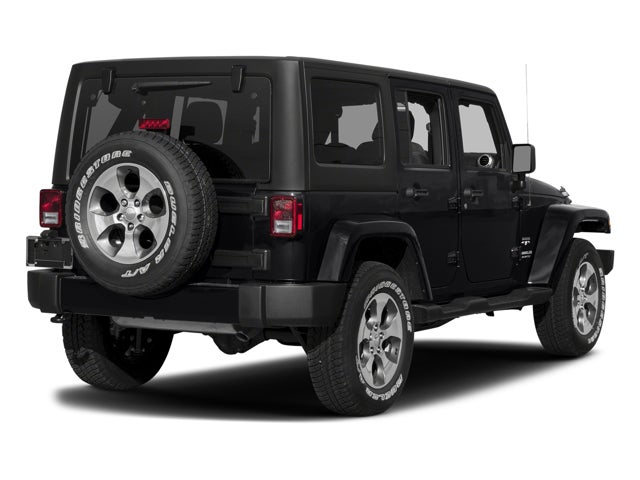 2017 Jeep Wrangler Unlimited Sahara 4x4 In Greer Sc Toyota Of