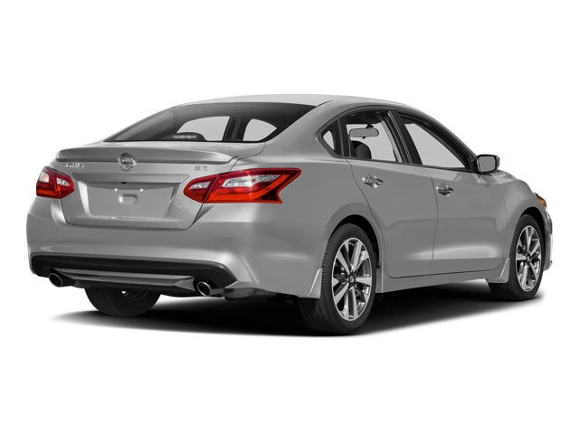 2017 Nissan Altima 2 5 Sr In Greer Sc Toyota Of