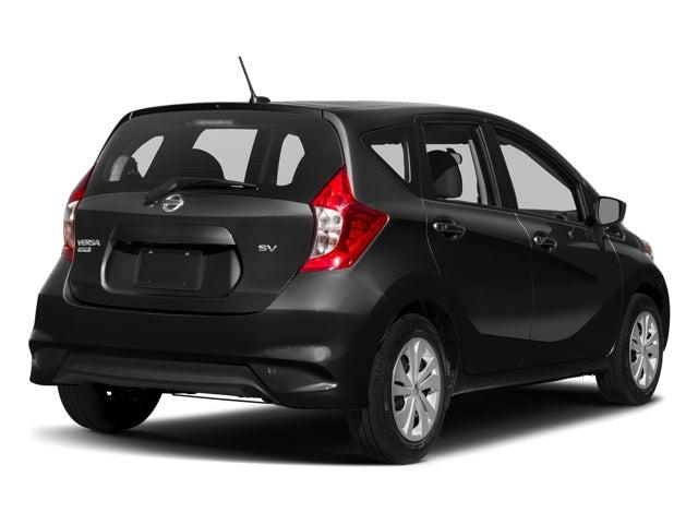 2017 Nissan Versa Note S Plus In Greer Sc Toyota Of