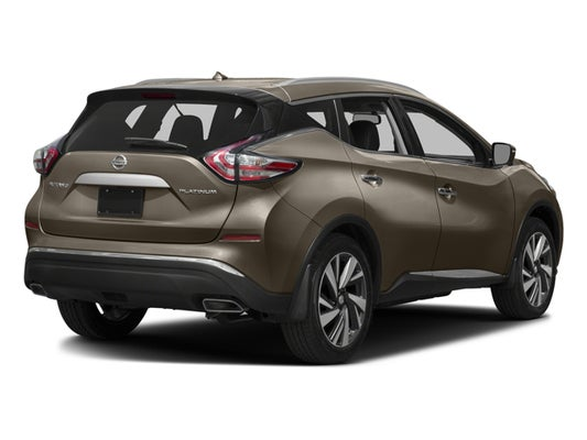 2017 Nissan Murano Platinum All Wheel Drive 5 In Greer Sc Toyota Of