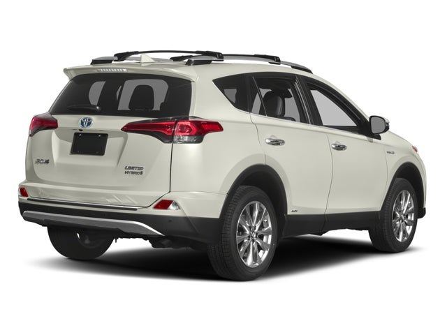 2017 Toyota Rav4 Hybrid Limited All Wheel Drive In Greer Sc Of