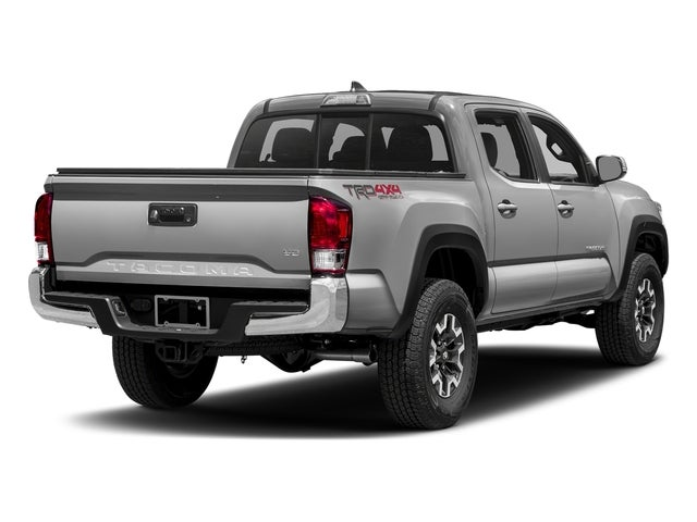 2018 Toyota Tacoma Trd Off Road V6 4x4 Double Cab 127 4 In Wb Greer