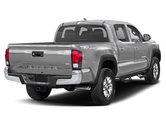 2019 Toyota Tacoma 4WD TRD Off Road V6 (M6) 4x4 Double Cab ...