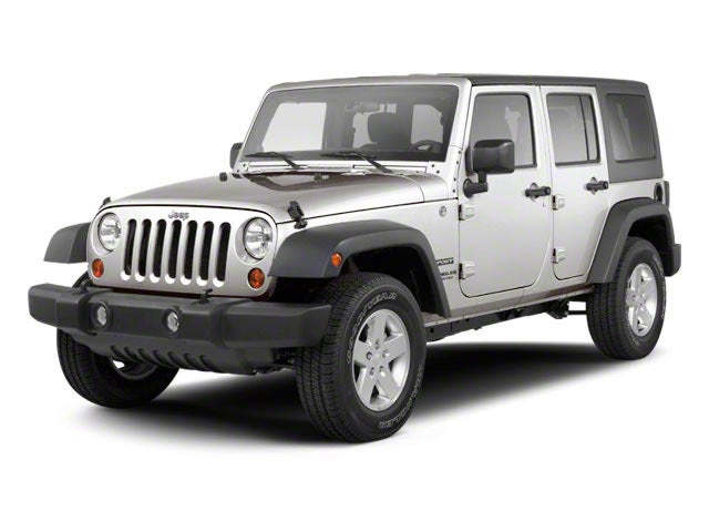 2010 Jeep Wrangler Unlimited Sport 4x4 In Greer, SC   Toyota Of Greer