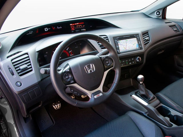 2012 Honda Civic Sdn Si W/Navi (M6) Sedan In Greer, SC