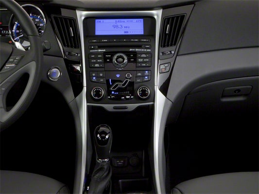 2013 Hyundai Sonata Limited >> 2013 Hyundai Sonata Limited Sedan Greer Sc Toyota Of Greer