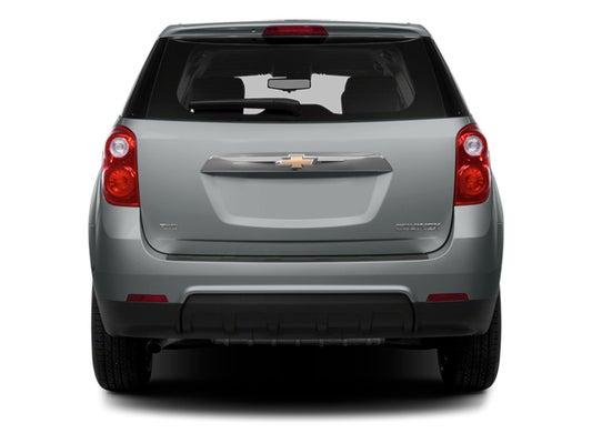 2014 Chevrolet Equinox LS Front-wheel Drive Sport Utility