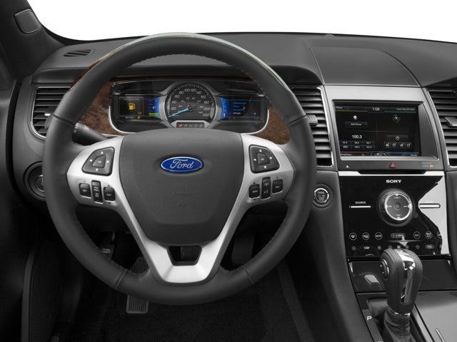 2015 Ford Taurus Limited Front-wheel Drive Sedan | Greer, SC ...