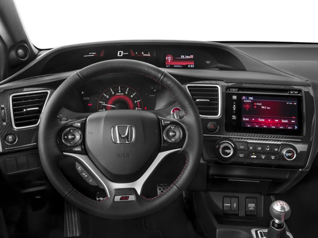 2015 Honda Civic Coupe Si M6 Coupe Greer Sc Toyota Of Greer