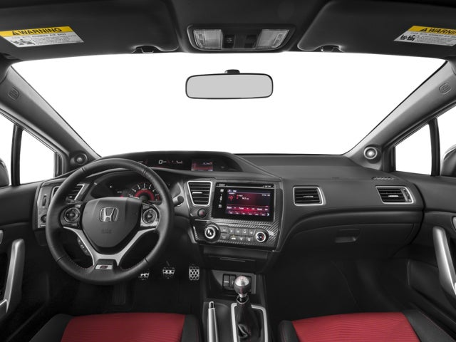 2015 Honda Civic Coupe Si (M6) Coupe In Greer, SC   Toyota Of