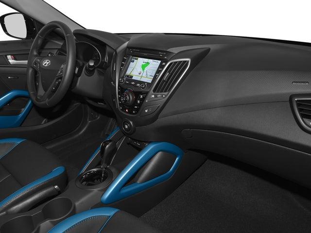 2015 Hyundai Veloster Turbo Hatchback | Greer, SC | Toyota of Greer ...