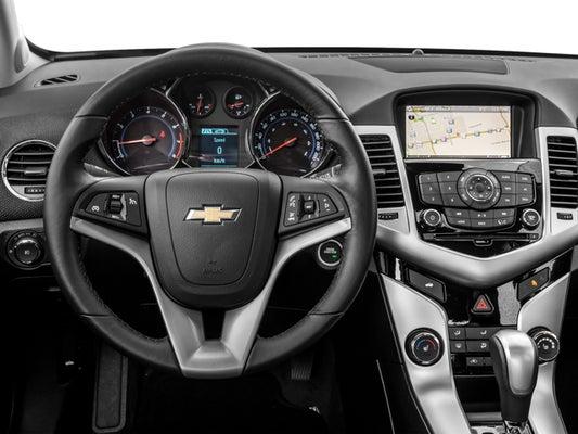 2016 Chevrolet Cruze Limited 2lt Auto Sedan In Greer Sc Toyota Of