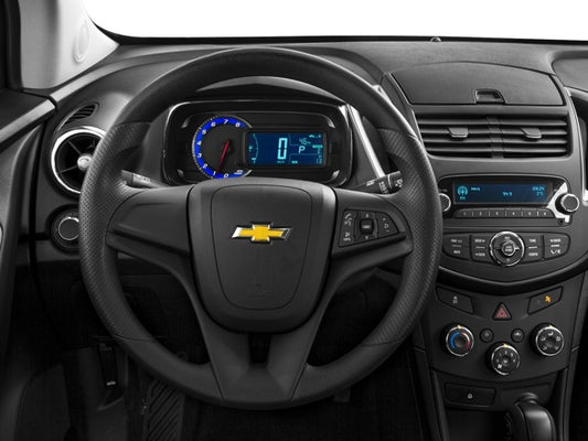 2016 Chevrolet Trax Ls W 1ls Front Wheel Drive Sport Utility In Greer
