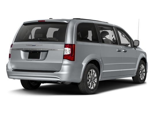 2016 Chrysler Town And Country Touring Front Wheel Drive Lwb Passenger Van
