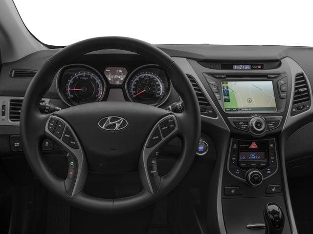 2016 Hyundai Elantra Limited Sedan In Greer Sc Toyota Of