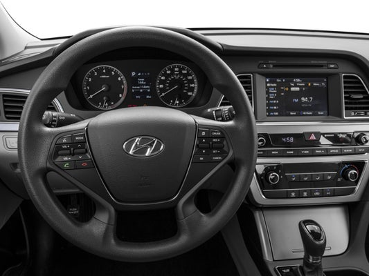 2016 Hyundai Sonata Limited Sedan In Greer Sc Toyota Of