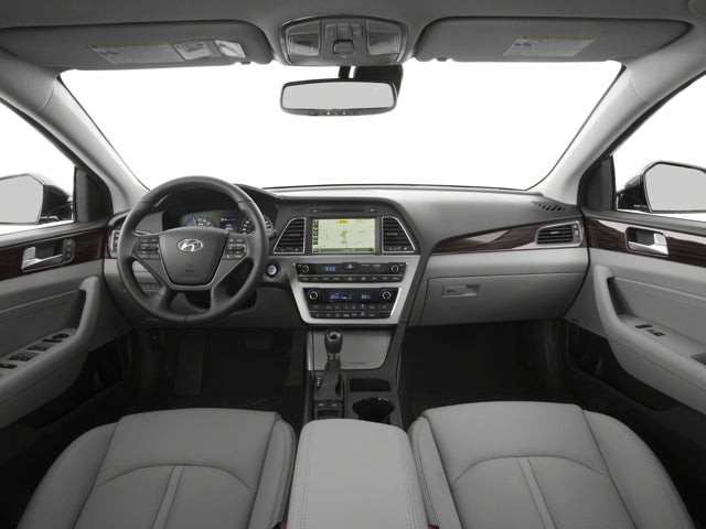 2016 Hyundai Sonata Hybrid Limited Sedan In Greer Sc Toyota Of