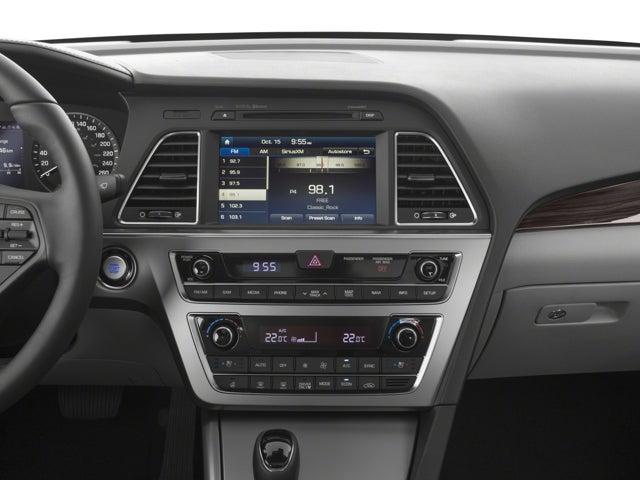 2016 Hyundai Sonata Hybrid Limi In Greer Sc Toyota Of