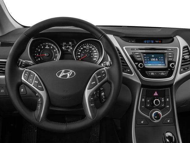 2016 Hyundai Elantra Base In Greer Sc Toyota Of
