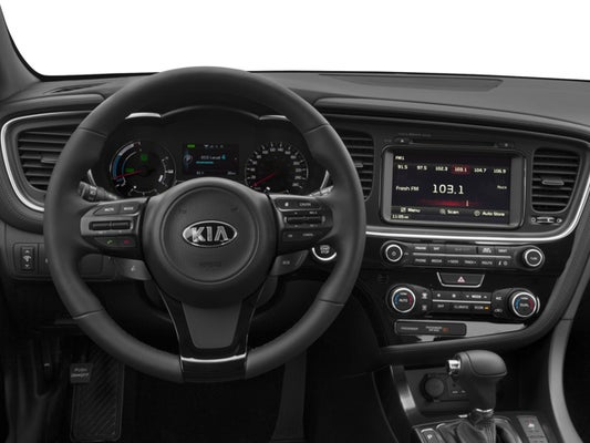 2016 Kia Optima Hybrid Sedan In Greer Sc Toyota Of